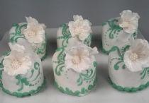 Mini Cakes / Petitfours