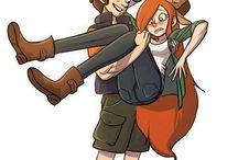 Диппер и Вэнди