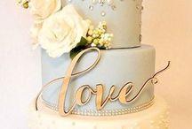 Un pastel para recordar / Hermosos pasteles para el día más importante de tu vida