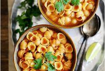 Fideos / Noodles, pastas