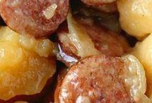 Crock Pot Sausage