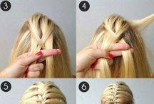 French braid tutorials