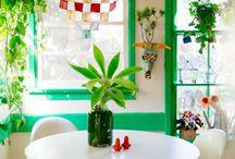verde green / by Sara Stellegemelle