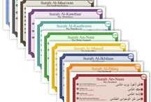 Quran cards