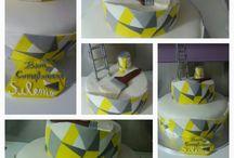 Cake geometric