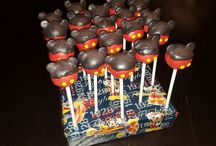 Cake pops (Gemaakt door Sweet like Ashley)