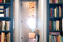 {at home} organized spaces / by Jessica Krieger