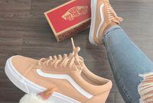 to wear on feet