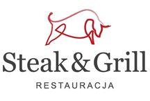 Restauracja Steak & Grill / Dania spod ręki Szefa kuchni - Szymona Łozowego