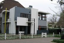 De Stjil Architcture