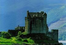 castles / by Helen .