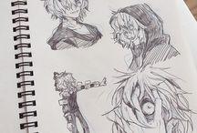 League of Villains / Boku no hero academia