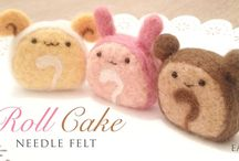 Kawaii Needle Felting / Kawaii needle felt projects, ideas, DIY, tutorials and everything else kawaii needle felting! =^.^=