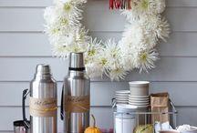dekorácie - nápady - jeseň