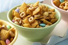 Chex mix / by Jocelyn Brazeal
