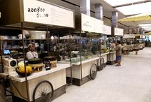 Foodcourt stand