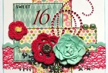 Sweet16 Cards / by Lena Postanowicz