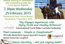 Events 2015 / Eventing 2015 images / by Lucinda Fredericks