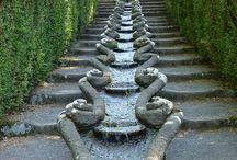 historie zahradní architektury