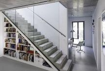 Treppe MA Neubau