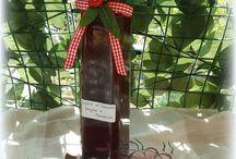 Marmellate e liquori home made