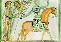 Crusades / The battle for religious supremacy.