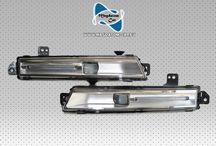 2X NEU ORIGINAL NEBELSCHEINWERFER LED TFL Tagfahrlicht JAGUAR F-PACE X761