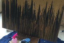 peinture DIY