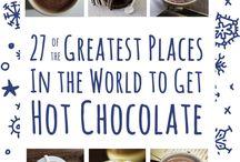 Valentina LOVES chocolate