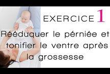 Fitness et yoga post natal
