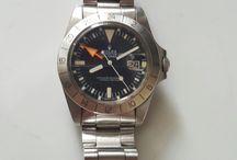 Rolex 1655 steve McQueen Orange hand