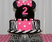 Idea's for Hannah's 2nd Birthday