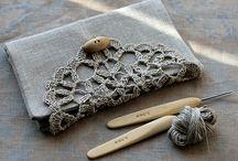 Uncinetto-Crochet / Magia di un filo di cotone.