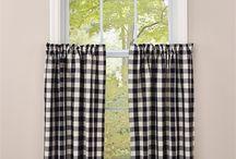 2016 Park Designs Window Curtains