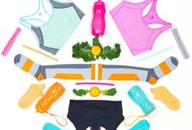 Cute Workout Clothes / by Tina Stansberry