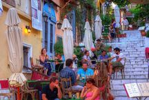 Athens / our trip to Athens, Summer 2015