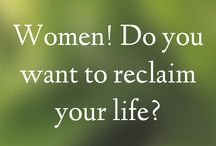 Reclaim Your Life / Many modern women are struggling. They are feeling unwell with digestive and hormone issues, they have emotional blocks and have lost their life purpose.  During our many years working with women we came to realise that symptoms relating to IBS and stress often have emotional issues with similar themes. It was the addressing of both the emotional and physical symptoms that led to the creation of the Reclaim Your Life series.