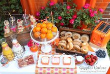 Hostess with the Mostess / Shower ideas - bridal, engagement, baby, etc