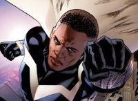 COMICS • Blue Marvel