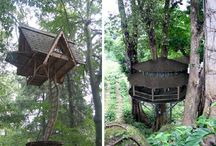 I <3 treehouses...who knew! / by Amy Groshong