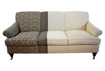 Furnish>Take a Seat / chairs, couches, stools and ottomans / by Sarah A