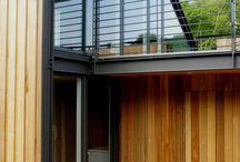 Balkong huset