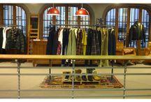 Nuestros espacios / Espacios de la tienda más antigua de España. Desde 1820.
