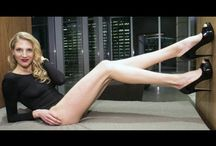5 Women With The Longest Legs In The World