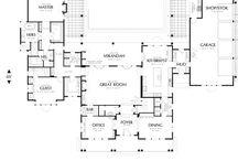 floor plans / by Sarah Meigs