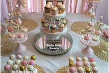 Baby shower fille