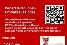 QR Code erstellen Set