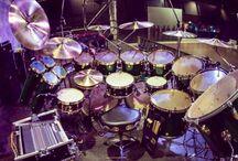 Batera / My drum pics