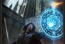 Magic users