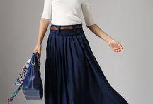Dlohé sukně...maxi..